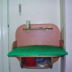 В роддоме - пеленальный столик