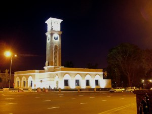 Новые куранты Ташкента