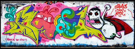 Граффити Когда ты начинаешь решать?