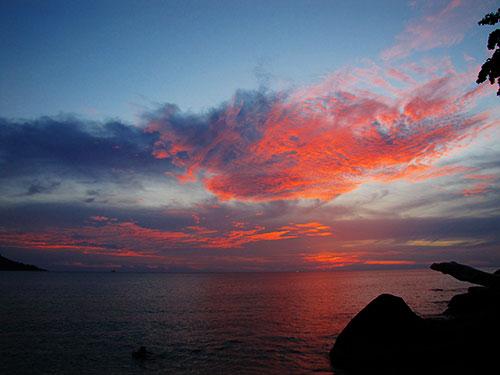 Тайланд Катаной пляж
